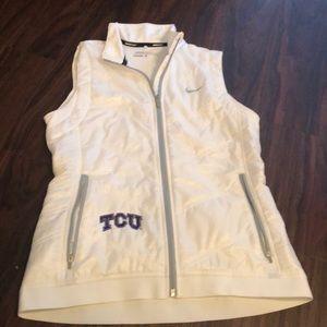 TCU Nike vest